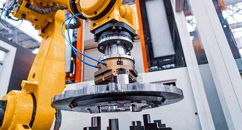 settore automazione industriale